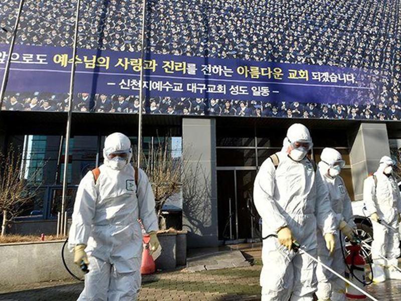 Chưa phát hiện người Việt tại Hàn Quốc nhiễm COVID-19 - ảnh 1