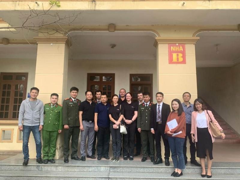 Cảnh sát Anh tới Việt Nam điều tra vụ 39 người tử vong - ảnh 1