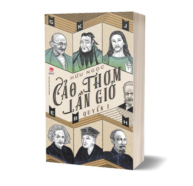 Nhà văn hóa Hữu Ngọc ra mắt sách ở tuổi 102 - ảnh 1