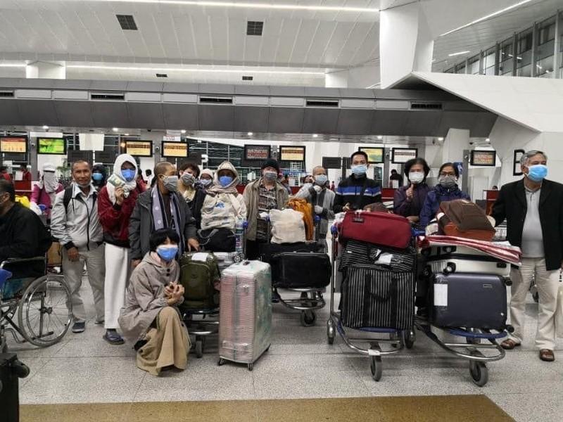 'Chiến dịch giải cứu' người Việt ở Ấn Độ về nước  - ảnh 1