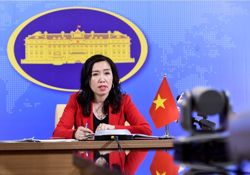 Chưa có cán bộ ngoại giao Việt Nam nhiễm COVID-19 - ảnh 1