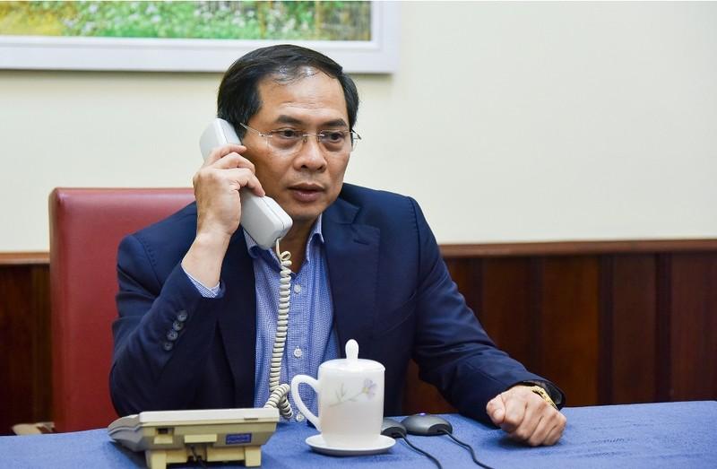 Ưu tiên của Việt Nam hiện tại là phòng, chống dịch COVID-19 - ảnh 1