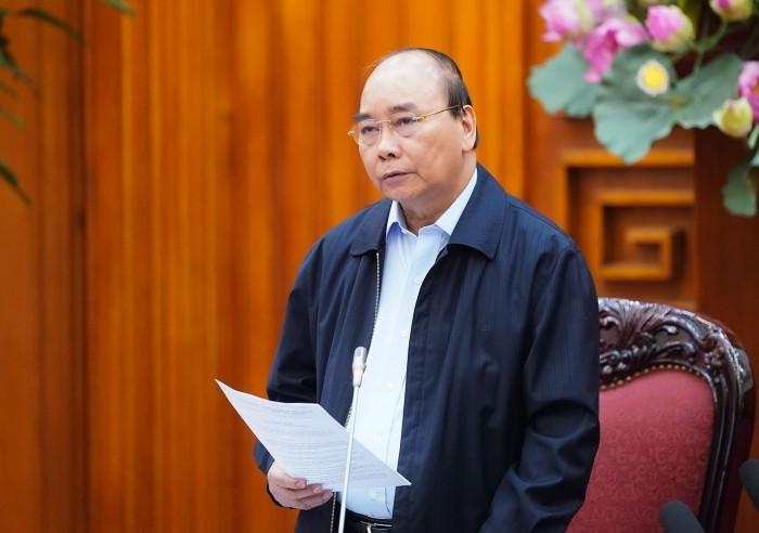 Thủ tướng điện đàm với thủ tướng Trung Quốc về dịch COVID-19 - ảnh 1