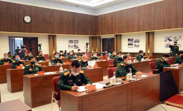 10.000 bộ đội Biên phòng sẽ được lấy mẫu xét nghiệm COVID-19 - ảnh 1