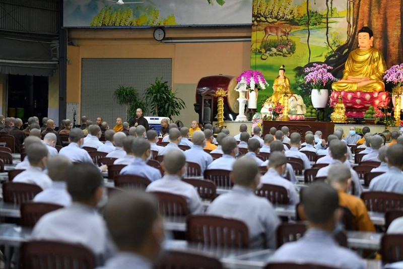 Các chùa, cơ sở tự viện được sinh hoạt tôn giáo bình thường - ảnh 1