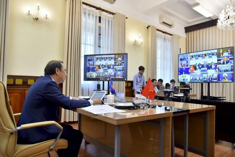 Nhiều nước đánh giá cao vai trò Chủ tịch ASEAN của Việt Nam - ảnh 1