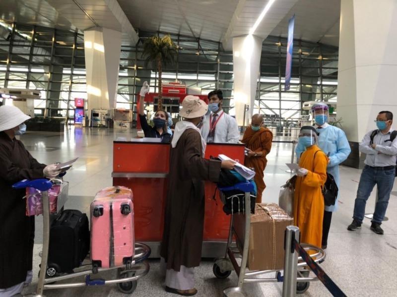Đưa 340 công dân Việt Nam ở Ấn Độ về nước - ảnh 1
