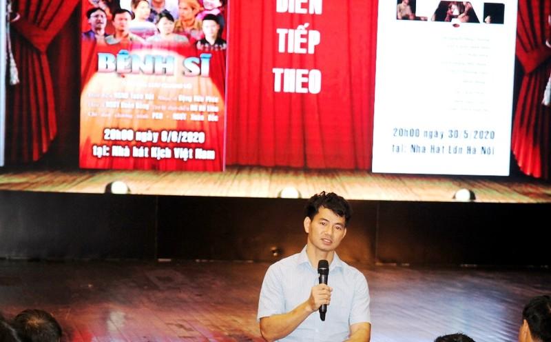 Sau 'Bệnh sĩ', Nhà hát Kịch Việt Nam diễn tiếp 'Điều còn lại' - ảnh 1