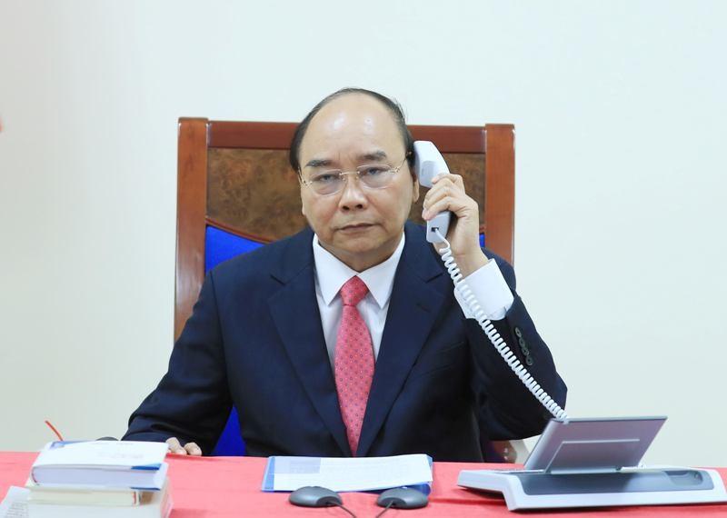 Thủ tướng Singapore ấn tượng về thành công chống dịch của VN - ảnh 1