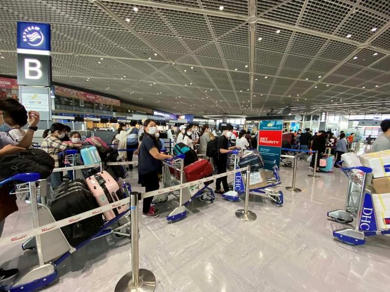 Hơn 340 công dân Việt Nam từ Nhật Bản về nước - ảnh 1