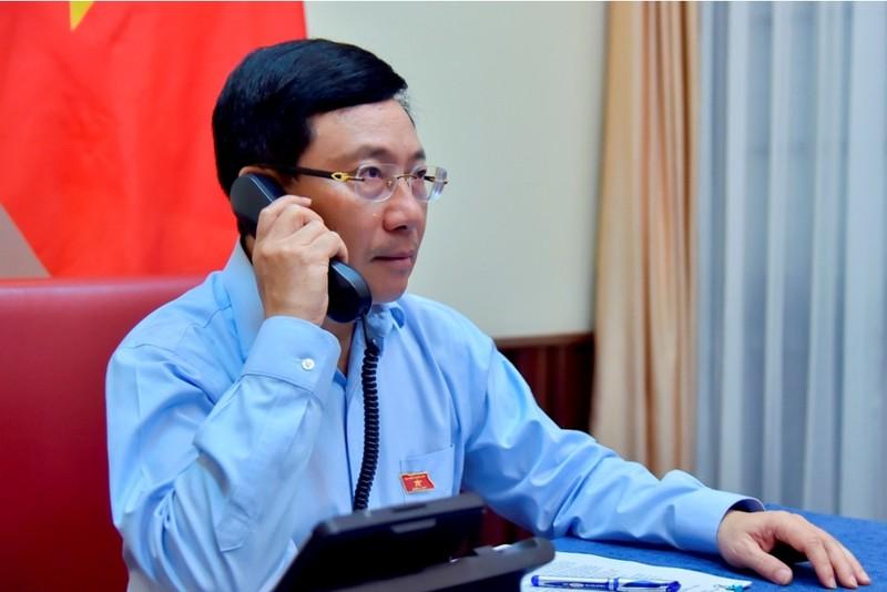 Việt Nam - Ai Cập tìm các giải pháp hợp tác sau dịch COVID-19 - ảnh 1