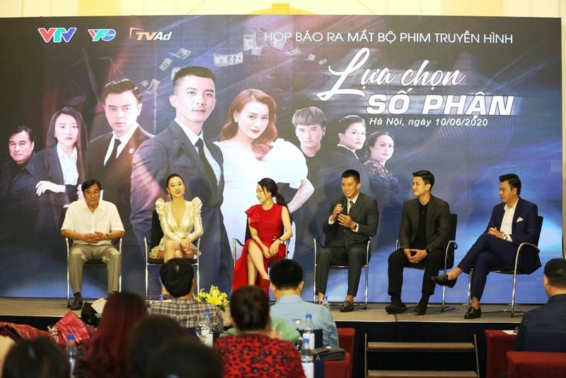 Phim Việt hiếm hoi lấy đề tài thẩm phán, tòa án lên sóng VTV - ảnh 1