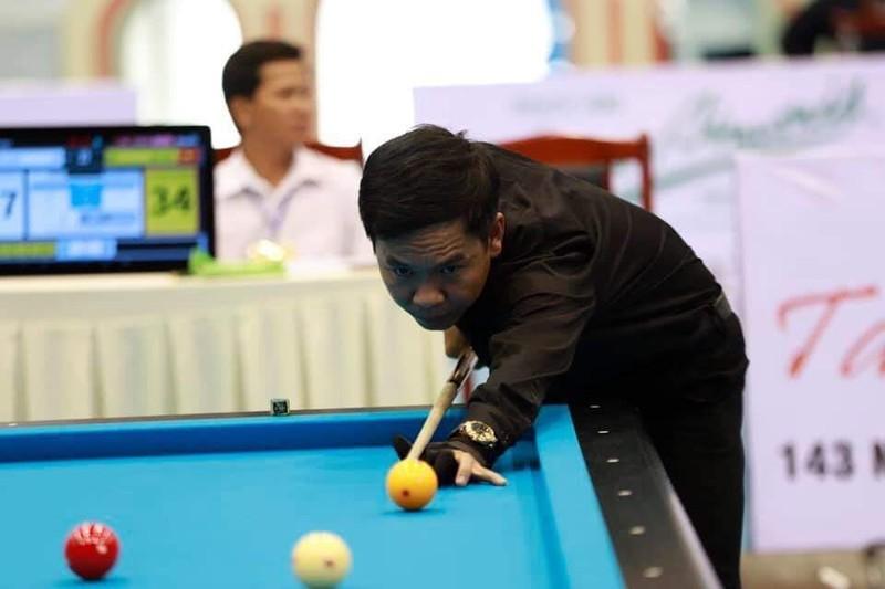 900 cơ thủ tranh tài tại Giải Billiards & Snooker - ảnh 1