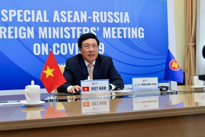 Thành lập Quỹ ASEAN ứng phó dịch COVID-19  - ảnh 1