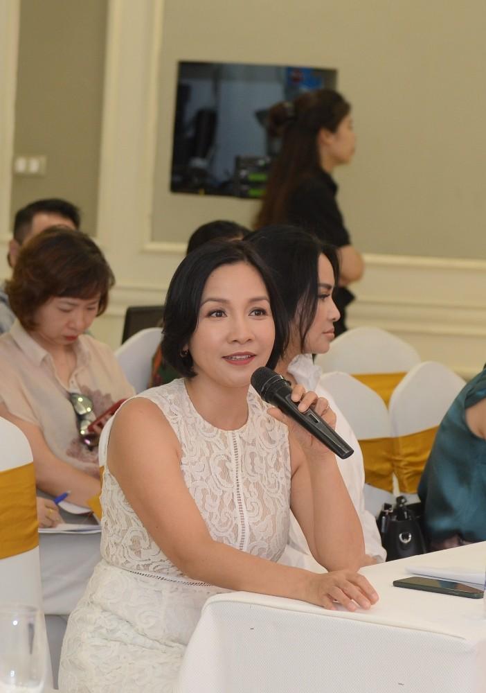 Ca sĩ Thanh Lam nghẹn giọng khi kể về nhạc sĩ Phó Đức Phương   - ảnh 2