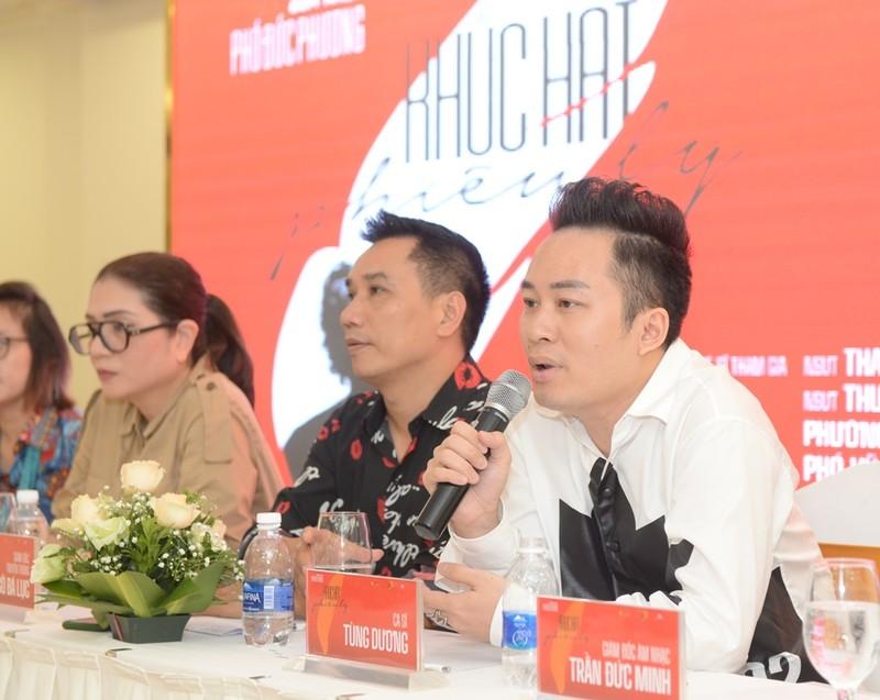Ca sĩ Thanh Lam nghẹn giọng khi kể về nhạc sĩ Phó Đức Phương   - ảnh 3