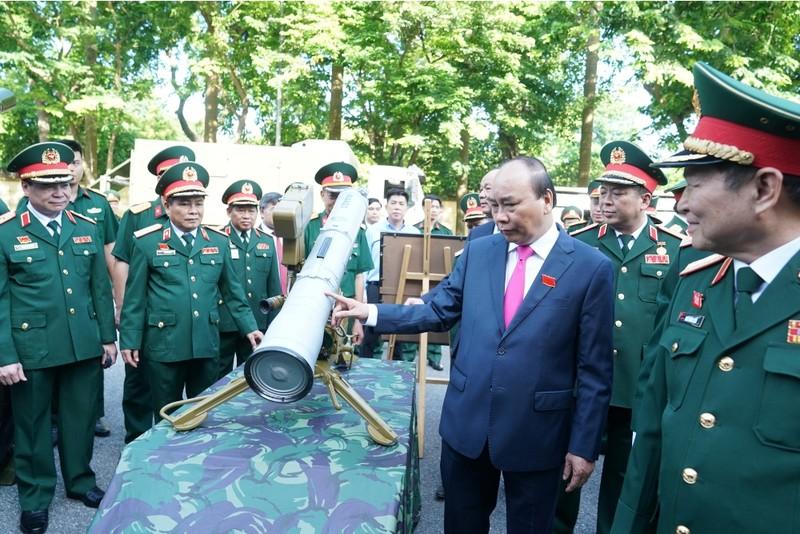 Thủ tướng dự Đại hội Thi đua Quyết thắng toàn quân - ảnh 2