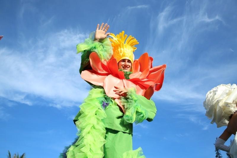 Carnival  khuấy đảo đường phố xứ Thanh  - ảnh 2