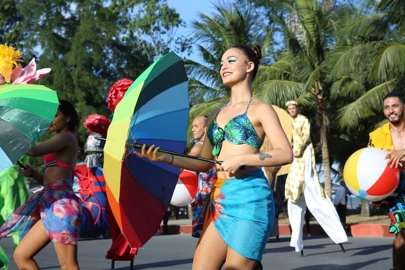 Carnival  khuấy đảo đường phố xứ Thanh  - ảnh 4