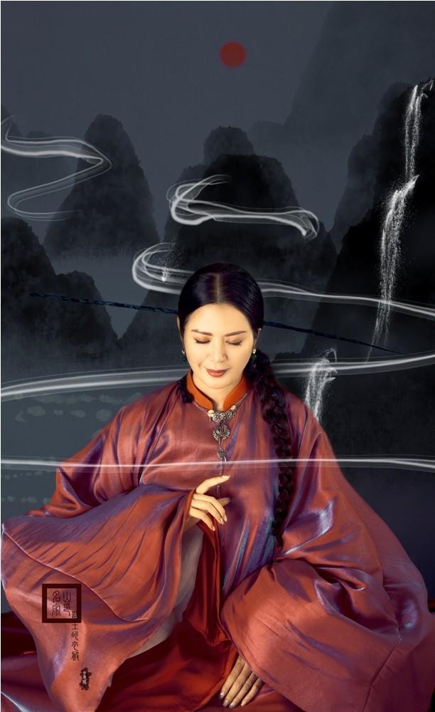 Đưa văn hoá truyền thống, đương đại lên trang phục áo dài - ảnh 6