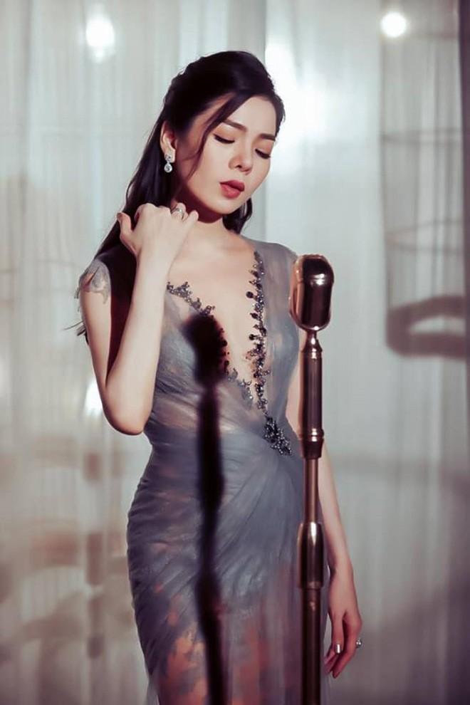 Lệ Quyên hát 'Nỗi nhớ' động viên tinh thần nhạc sĩ Phú Quang - ảnh 1