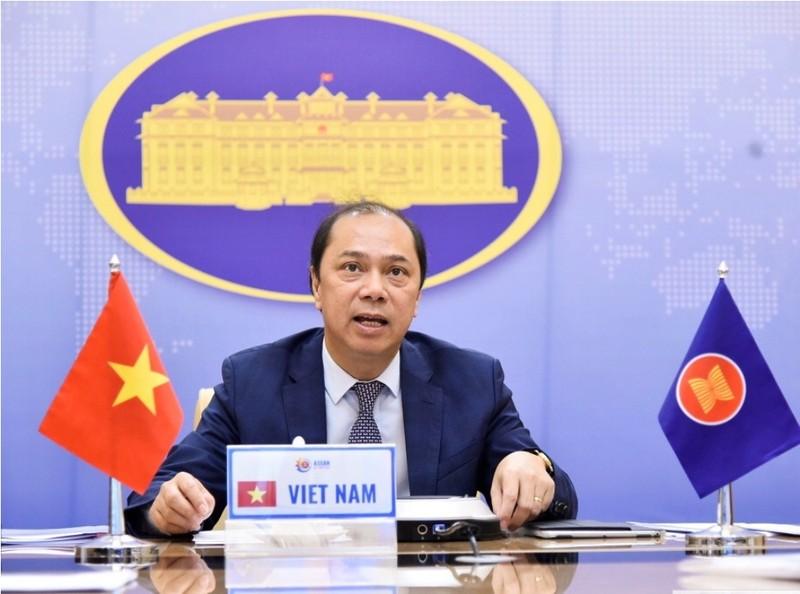 Hội nghị ASEAN- Trung Quốc đề cập đến vấn đề Biển Đông - ảnh 1