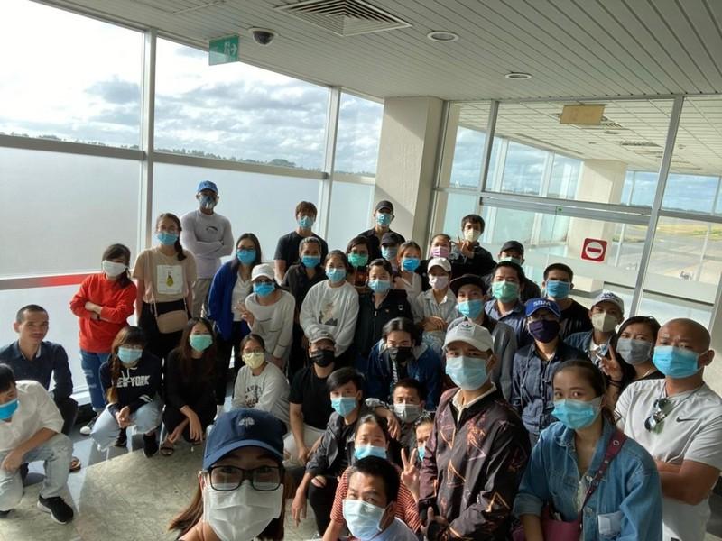 Đưa khoảng 200 công dân Việt Nam từ Nam Á về nước an toàn - ảnh 1