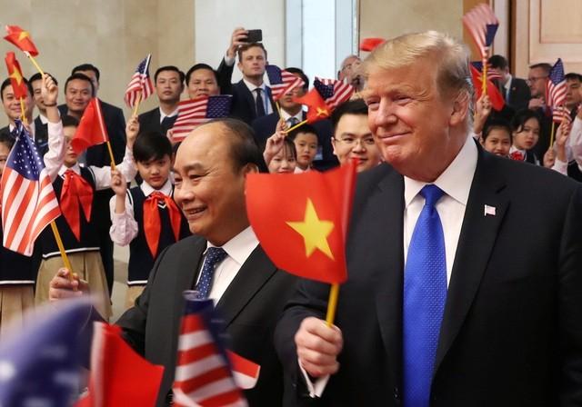 'Quan hệ Việt Nam - Hoa Kỳ ngày càng sâu sắc' - ảnh 1