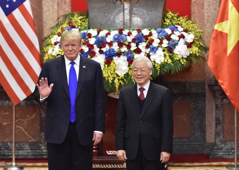 Việt Nam - Hoa Kỳ: Tiếp tục mở rộng quan hệ đối tác toàn diện  - ảnh 1