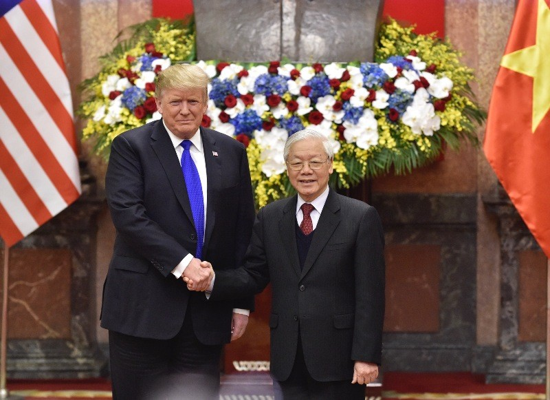 Việt - Mỹ: Ngày càng đi vào chiều sâu, hiệu quả, bền vững - ảnh 1