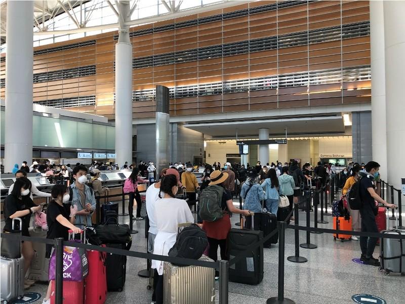 1 công dân Việt Nam từ Mỹ về nước tử vong trên máy bay - ảnh 1