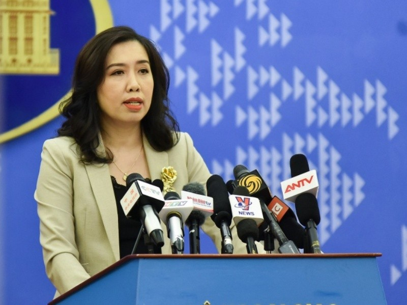 VN lên tiếng về phát ngôn của Mỹ và Trung Quốc ở Biển Đông - ảnh 1