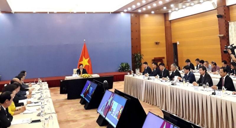 Việt - Trung thẳng thắn trao đổi nhiều vấn đề trên biển - ảnh 1