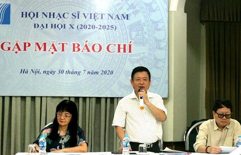 468 đại biểu dự Đại hội Đại biểu toàn quốc Hội nhạc sĩ  - ảnh 1