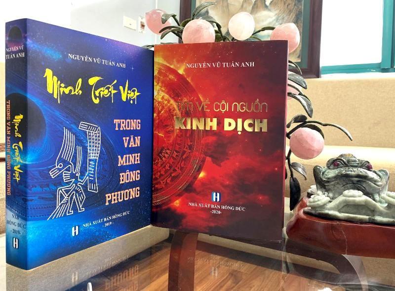 Kinh dịch và Minh triết Việt qua góc nhìn Nguyễn Vũ Tuấn Anh - ảnh 1