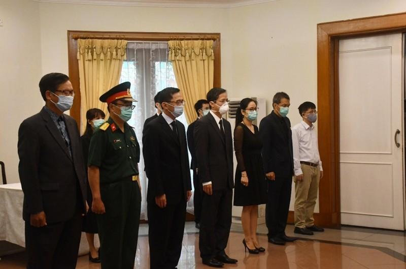 Mở sổ tang trực tuyến viếng nguyên Tổng Bí thư Lê Khả Phiêu  - ảnh 1
