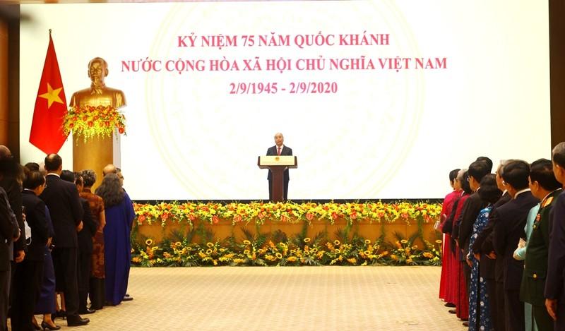 Thủ tướng: Mọi quốc gia cần đề cao tinh thần tự tôn pháp luật - ảnh 1