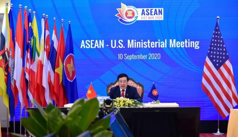 Mỹ tái khẳng định lập trường về Biển Đông - ảnh 1