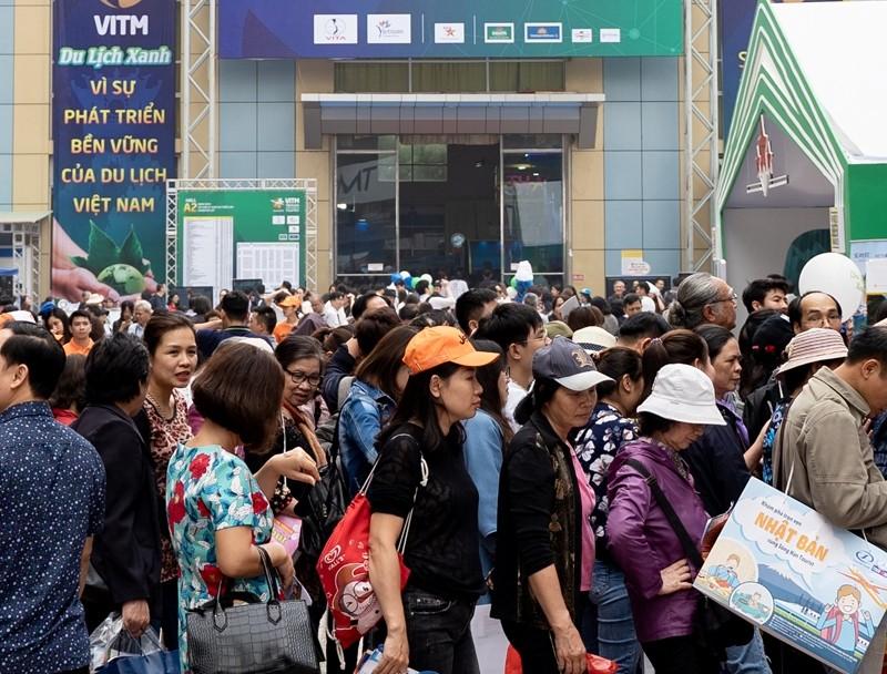 Nhiều lần trì hoãn vì dịch, Hội chợ VITM sẽ diễn ra tháng 11 - ảnh 1
