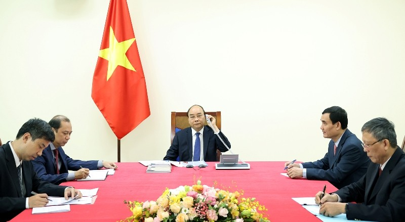 Thủ tướng Nhật gửi lời thăm người dân miền Trung bị lũ - ảnh 1
