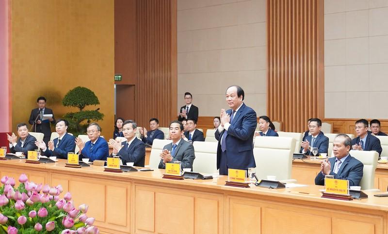 Mỹ hỗ trợ Việt Nam thúc đẩy cải cách thủ tục hành chính - ảnh 1