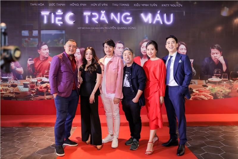 'Tiệc trăng máu' liệu có tạo ra 'cơn sốt' phòng vé phim Việt ? - ảnh 1