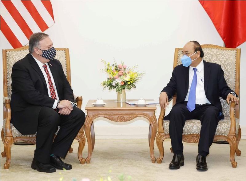Thủ tướng Việt Nam gửi lời cảm ơn Tổng thống và chính phủ Mỹ - ảnh 1