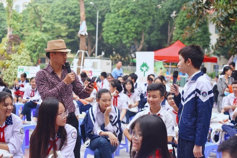 Nghệ sĩ Xuân Bắc truyền thông điệp không đánh, không quát con - ảnh 1