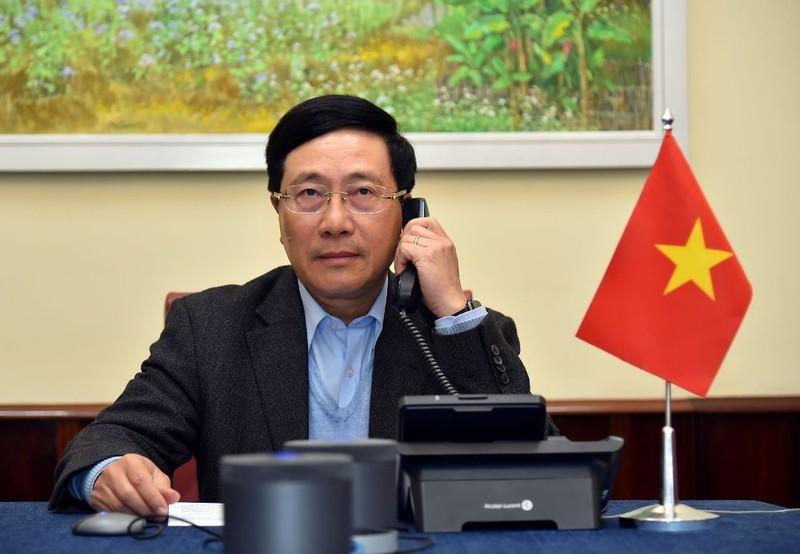 Việt Nam trao đổi với Mỹ về việc điều tra chính sách tiền tệ - ảnh 1