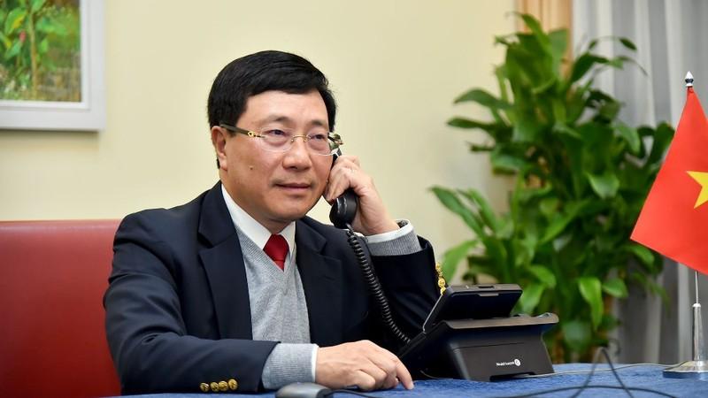Mỹ ủng hộ một Việt Nam 'mạnh, độc lập, thịnh vượng' - ảnh 1