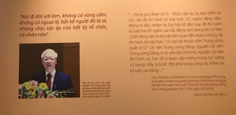 Trưng bày tư liệu về Đảng Cộng sản Việt Nam  - ảnh 5