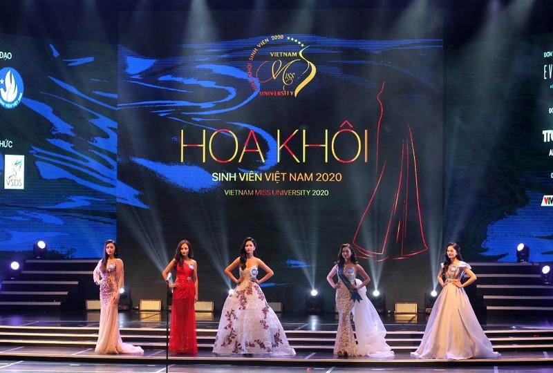 Nữ sinh Đại học Nam Cần Thơ đăng quang Hoa khôi Sinh viên  - ảnh 2
