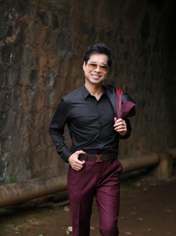 Ca sĩ Ngọc Sơn ra MV, truyền thông điệp về cuộc sống  - ảnh 1