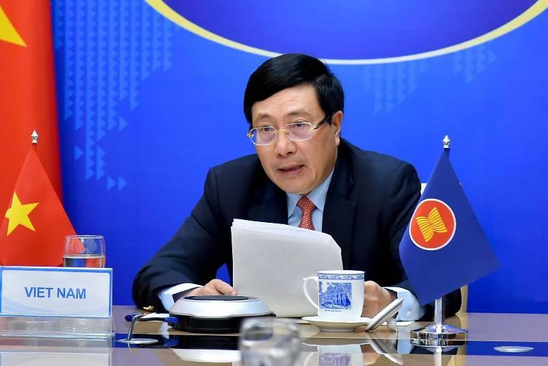 ASEAN giữ đoàn kết, xử lý những thách thức chung đang nổi lên  - ảnh 1